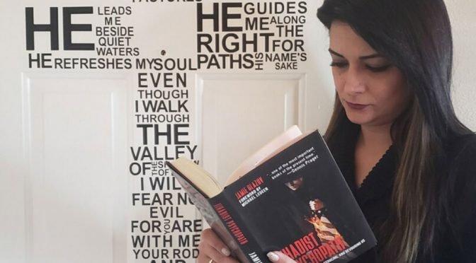 "BREAKING NEWS: Anni Cyrus Reads ""Jihadist Psychopath"""