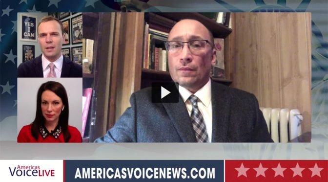 "Jamie Glazov on ""America's Voice"" Discussing ""Jihadist Psychopath"""