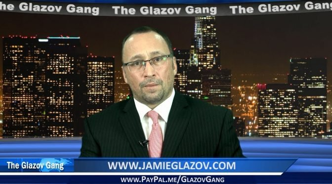 "Glazov Moment: Jihadist Psychopath's ""We Love Jesus"" Charade"