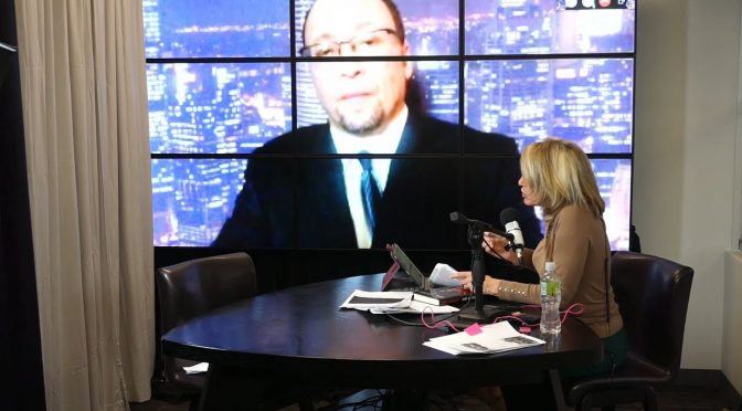 "Video: Glazov on ""America Can We Talk?"" Discussing ""Jihadist Psychopath"""