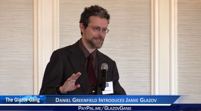 Video: Daniel Greenfield Introduces Jamie Glazov