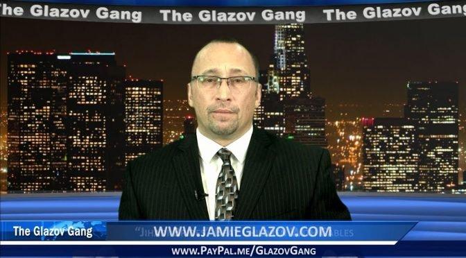 """Glazov Moment: """"Jihadi Brides"""" Beat Children With Cables"""