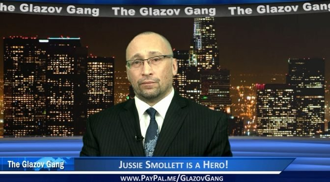 Glazov Moment: Jussie Smollett is a Hero!