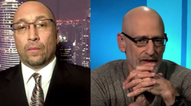 """Video: Glazov on Klavan Discussing: """"Jihadist Psychopath"""""""