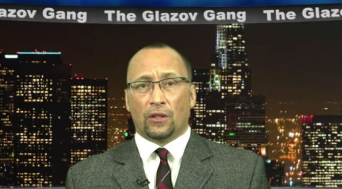 Glazov Moment: Omar Plays Victim After Insulting 9/11 Victims
