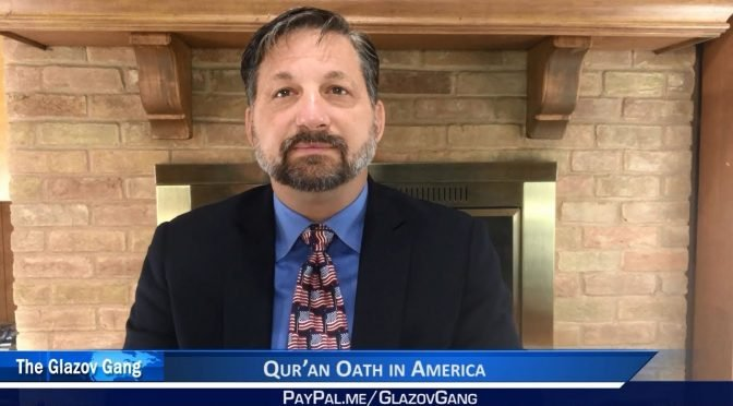 Guandolo Moment: Qur'an Oath in America
