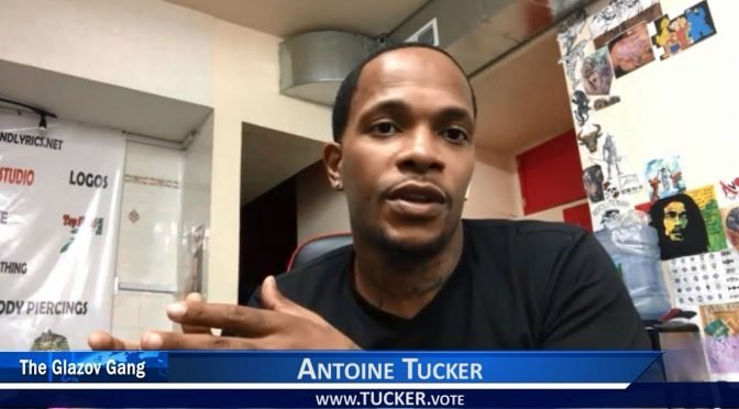 "Antoine Tucker: ""Trump is a True Genius."""