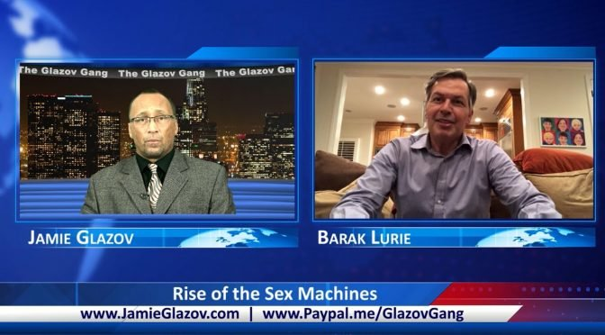 Glazov Gang: Rise of the Sex Machines