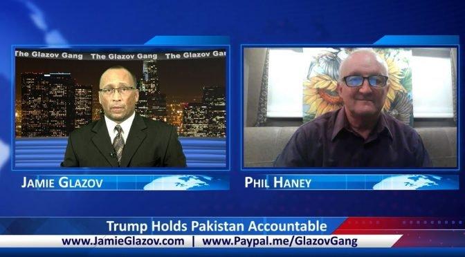 Glazov Gang: Trump Holds Pakistan Accountable