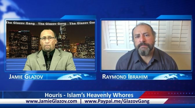 Glazov Gang: Houris – Islam's Heavenly Whores