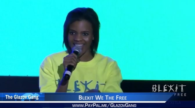 Candace Owens Video: Blexit We The Free