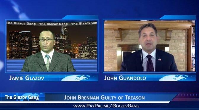 Ex-FBI Agent Video: John Brennan Guilty of Treason