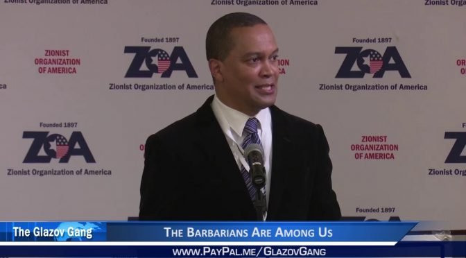 Jason Hill Video: The Barbarians Are Among Us