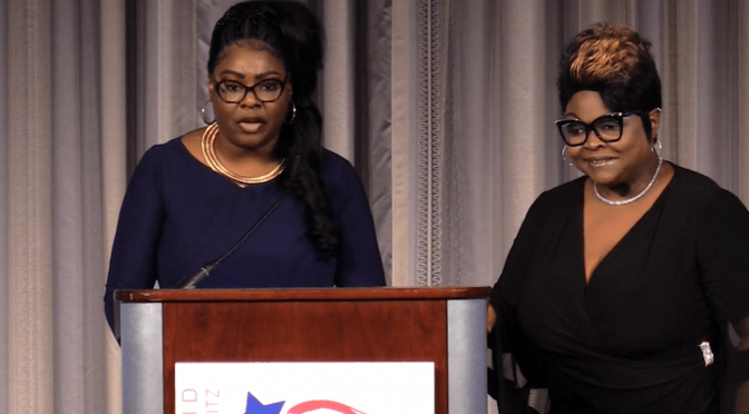 Diamond & Silk Video: We Got Off The Democrat Plantation
