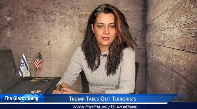 Cyrus Video: Trump Takes Out Terrorists