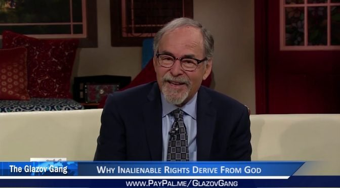 Horowitz Video: Why Inalienable Rights Derive From God