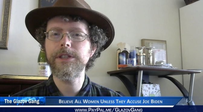 Greenfield Video: Believe All Women — Unless They Accuse Joe Biden