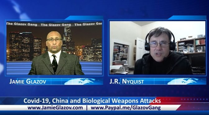 Glazov Gang: Covid-19, China and Biological Weapons Attacks