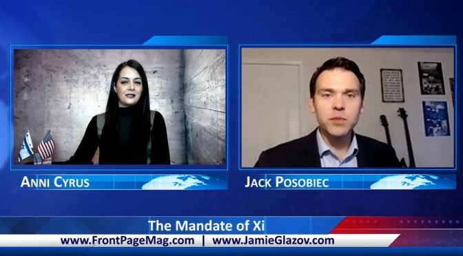 Jack Posobiec Video: The Mandate of Xi