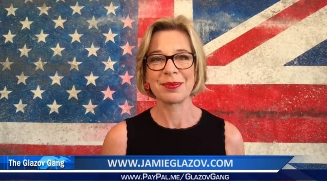 YouTube Removes Glazov Gang's Katie Hopkins Video