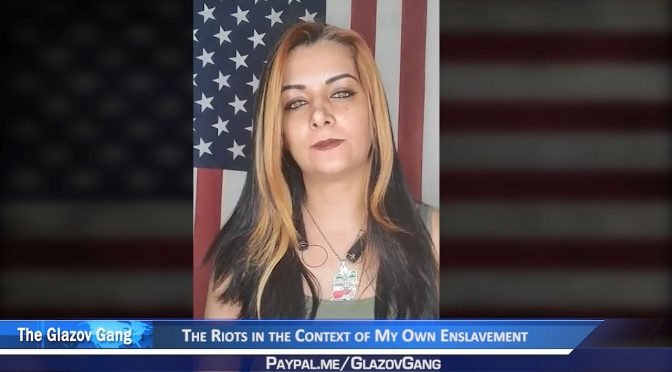 Anni Cyrus Video: The Riots in the Context of My Own Enslavement