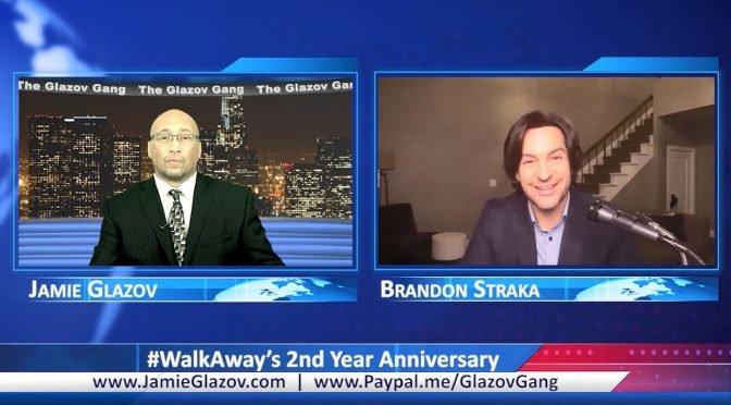 Brandon Straka Video: #WalkAway's 2nd Year Anniversary