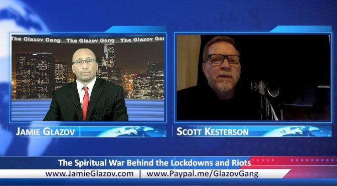 Glazov Gang: The Spiritual War Behind the Lockdowns and Riots