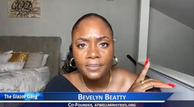Bevelyn Beatty Video: Why White People Shouldn't Kiss Black People's Feet