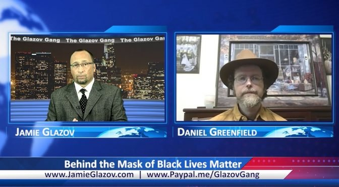 Glazov Gang: Behind the Mask of Black Lives Matter