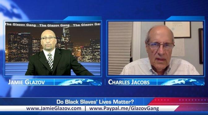 Glazov Gang: Do Black Slaves' Lives Matter?