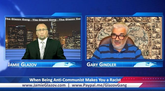 Glazov Gang: When Being Anti-Communist Makes You a Racist