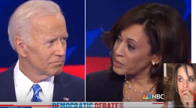 Conservative Momma: Biden and Kamala – Awkward…..