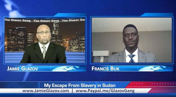 Francis Buk Video: 'My Escape From Slavery in Sudan'