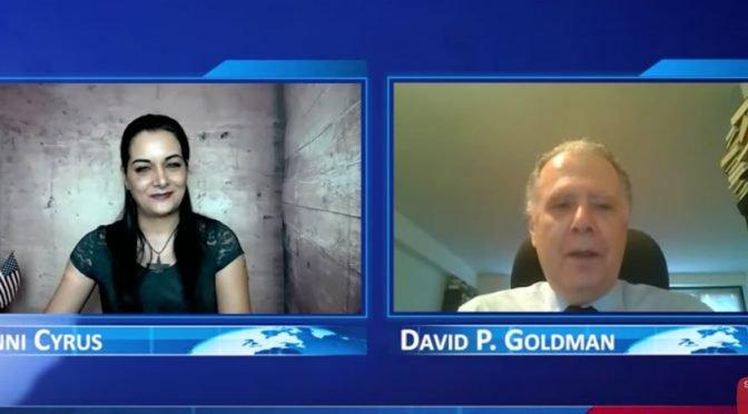David Goldman Video: China's Plan to Control the Fourth Industrial Revolution