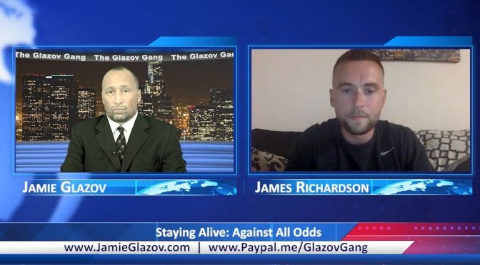 Glazov Gang: Staying Alive – Against All Odds