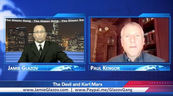 Glazov Gang: The Devil and Karl Marx