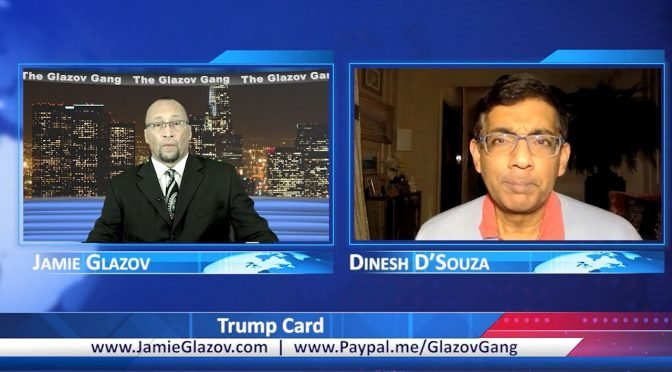 Dinesh D'Souza Video: 'Trump Card'
