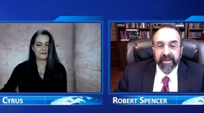 Robert Spencer Video: Iran – What Has Happened, and What Is Next?