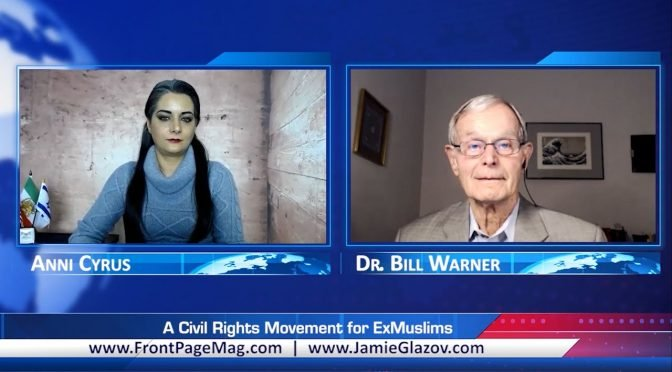 Bill Warner Video: A Civil Rights Movement for ExMuslims