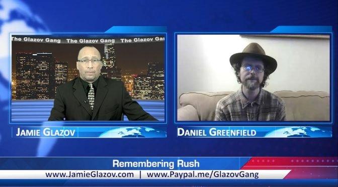 Glazov Gang: Remembering Rush