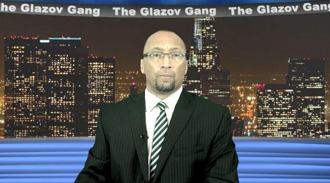 Glazov Gang: The Utopian Anal Swab for Covid-19