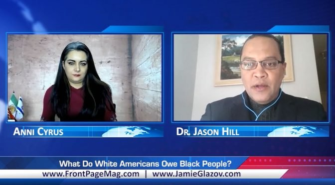 Jason D. Hill Video: What Do White Americans Owe Black People?