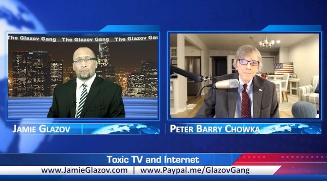 Glazov Gang: The Deep State's Toxic TV and Internet