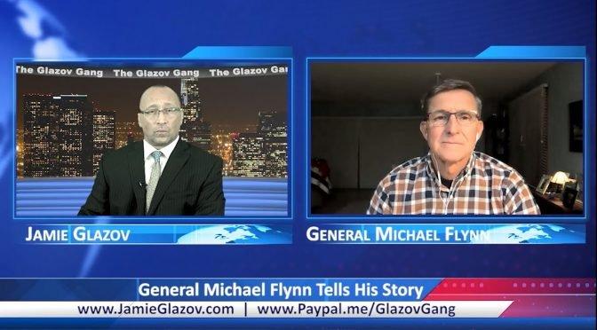 Glazov Gang: General Michael Flynn Tells His Story