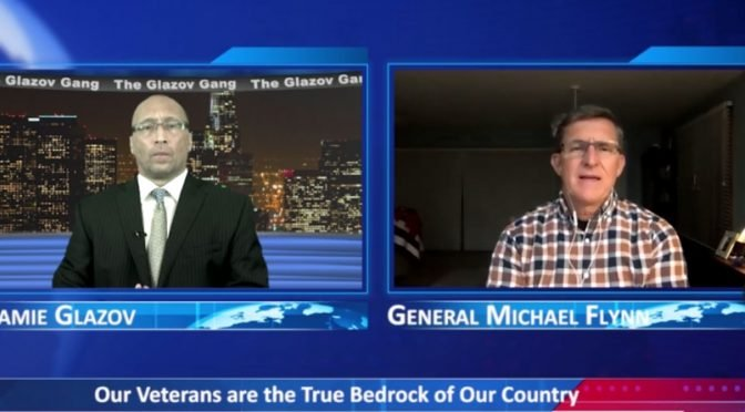 General Flynn Video: 'Our Veterans are the True Bedrock of Our Country'
