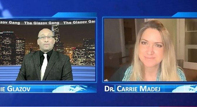 Glazov Gang: Covid-19 Vaccine – Branding Humans Like Cows