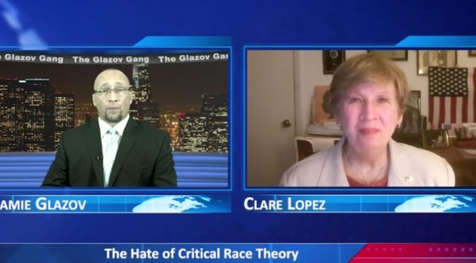 Glazov Gang: The Hate of Critical Race Theory