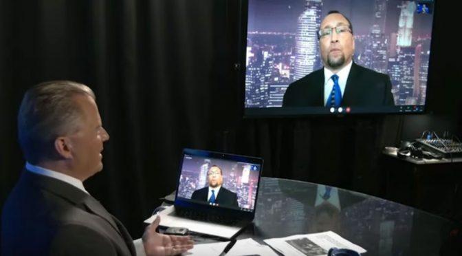 Glazov on Lindell TV: The Mask, The Burqa & Maoist Unisex Clothing