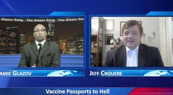 Glazov Gang: Vaccine Passports to Hell