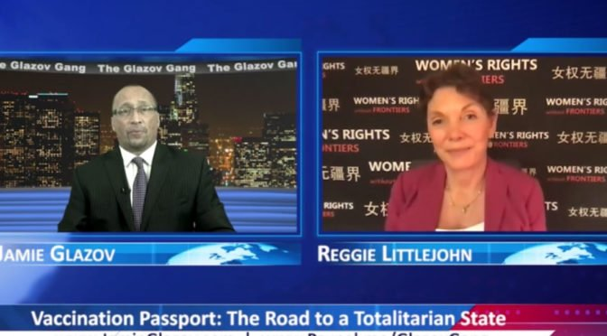 Glazov Gang: Vaccination Passport – The Road to a Totalitarian State